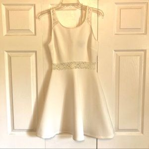 Lacey Skater Dress